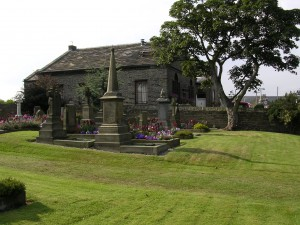 Mount Pleasant Methodist Free Church and burial ground. (2003)
